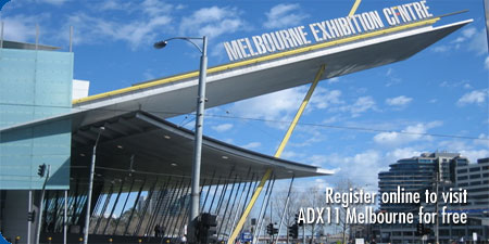 ADX11 Melbourne at Melbourne Exhibition Centre