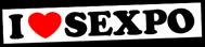 I Love Sexpo Logo