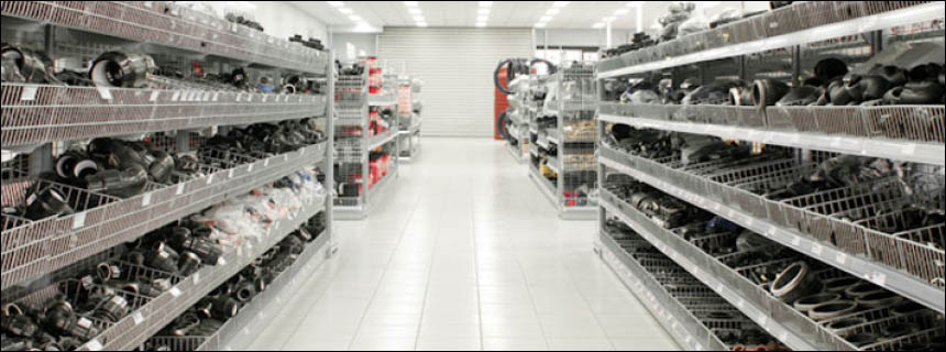 Shelving and Racking by Showfront