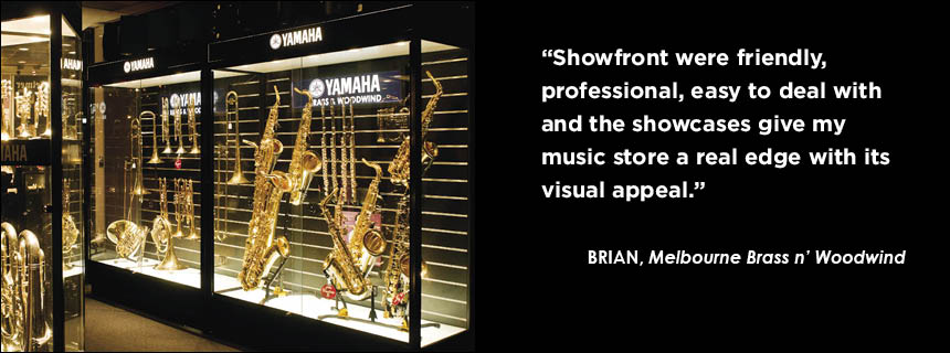 Upright Display Cabinets by Showfront