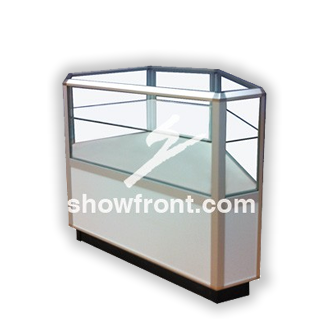 Shop Counter Corner Units