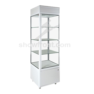 Hire Tower Display Cabinets