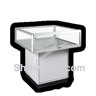 Mushroom Display Cabinets