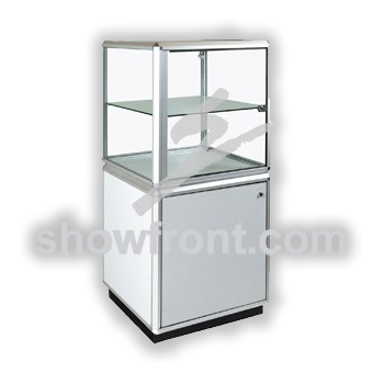 Pedestal & Cube Display Cabinets