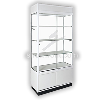Upright Glass Display Cabinets