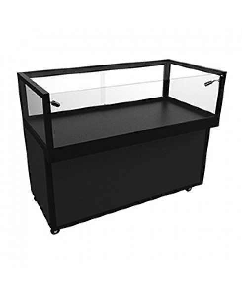 Hire JCDL Jewellery Counter Display Cabinet With Storage
