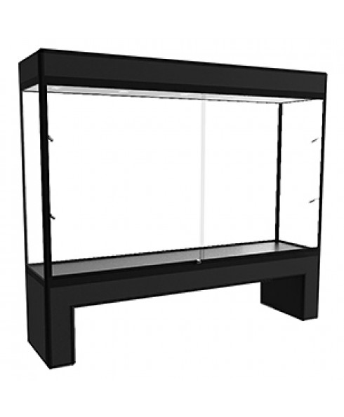 TUC 2400 Black Display Case by Showfront