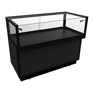JCDLSD 1200 Jewellery Display Counter With Storage
