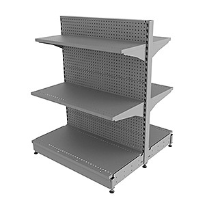 MR41 Shelving System Double Sided