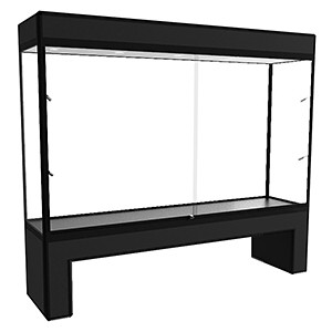 TUC 2400 Display Case - Fully Assembled