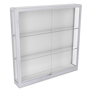 WMC 1200 Wall Mounted Display Cabinet