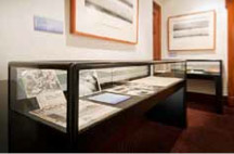 Display Cabinets by Showfront - Treasury Building, Melbourne