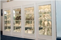 Upright Display Cabinets Custom-built by Showfront