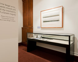 Museum Display Cabinets by Showfront - Treasury Building, Melbourne