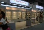 Exhibition Hire Display Cabinets by Showfront - Jewellery