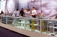 Hire Counter Display Cabinets by Showfront - Exhibition