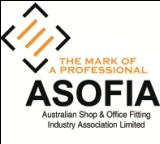 Australian Shop & Office Fitting Association logo