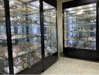 Custom display cabinets at Gold Coast Lapidary Club by Showfront 1