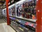 Store Display cabinets at Repco Bayswater Nunawading 2019 by Showfront 11