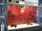 AMF Model Display Cabinet with Slatwall by Showfront