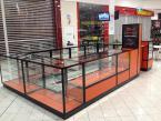 Blind Jimmy's Shopping Centre Kiosk