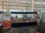 Custom display cabinets at Alice Springs Airport by Showfront 3