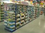 Shelving and Racking at Chemist Warehouse
