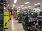 Autobarn Shop Fit out - Custom Cabinets and MDR shelving 2