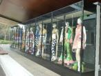 Custom Mannequin display cabinets for DCE by Showfront