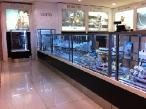 Glass Display Counters by Showfront, Myer, Sydney