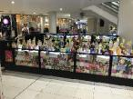MBS Myer Centre Brisbane Display Kiosk by Showfront
