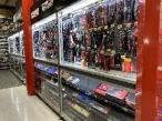 Shop Fitting Wall Display Shelving by Showfront 1