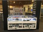 Myer Melbourne Custom Kiosk for headphones by Showfront