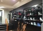 Kickz101 Collins St Melbourne Custom shop fittings by Showfront