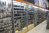 Lockable Upright Display Cabinets, Anaconda, Bayswater