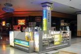 Mobile Phone Kiosk - Yes Optus