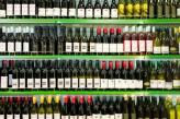 Retail Shelving for Wine Bottles