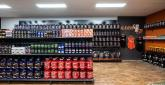 Custom Store Display cShelves at Tarneit Health Store by Showfront 2