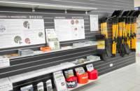 Slotwall Panels - Retail Shelving & Racking
