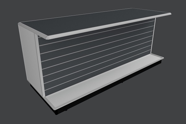 Showfront's Autobarn Shop Counters Front