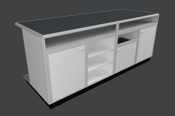 Showfront's Autobarn Shop Counters Back