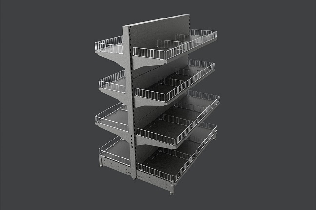 Showfront's MR41 Shelving Systems 2