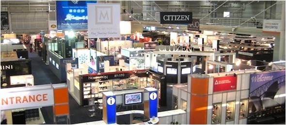 Australian Jewellery Fair 2014 Gold Coast