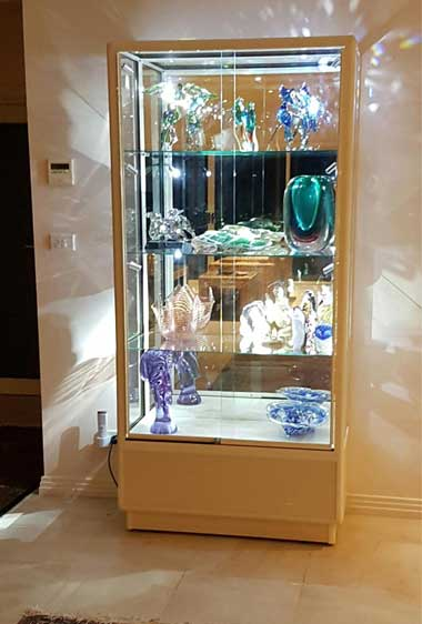 Collectible Display Cases For Figurines, Models & Hobbies ...