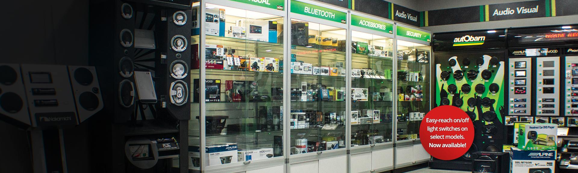 Showfront Retail Australia