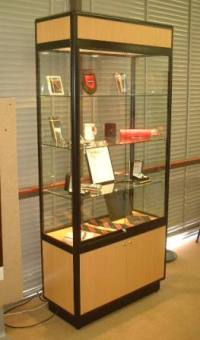 School Trophy Display Cabinets