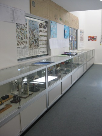 Laboratory Display Cabinets by Showfront