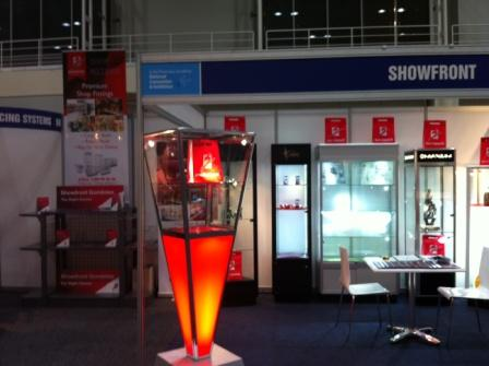 Showfront at THE GUILD PHARMACY ACADEMY – NATIONAL CONVENTION & EXHIBITION 2012