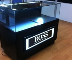 Branded Display Counter by Showfront