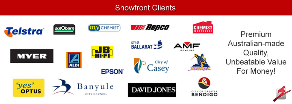 The Showfront Best Value Guarantee